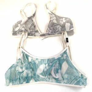 Victoria's Secret Intimates & Sleepwear - NEW NWT Lot Of 2 Victorias Secret Size XS Bralette